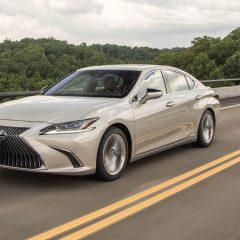 First Drive: Lexus ES