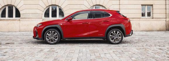 First Drive: Lexus UX