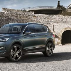 First Drive: SEAT Tarraco