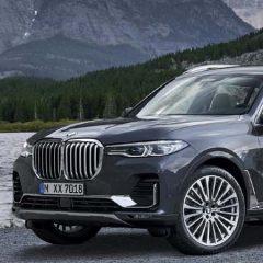 First Drive: BMW X7