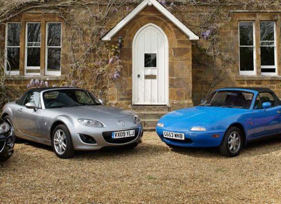 30 years of the Mazda MX-5
