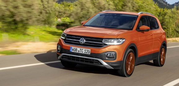 First Drive: Volkswagen T-Cross