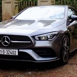 First Drive: Mercedes CLA Coupe
