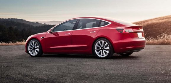 Ten things to know about the new Tesla Model 3