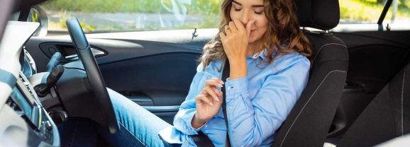 Five Tips for Dealing with Hay Fever when Driving
