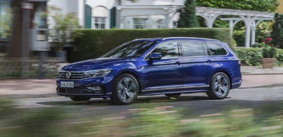 First Drive: Volkswagen Passat