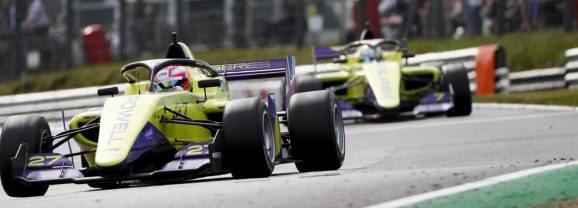 The W Series – the world's first and only all-female single-seater motor racing championship