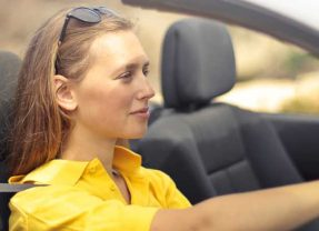 Five tips to ensure you are sitting right when driving