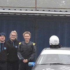 Mondello Rallycross with Ruth Nugent