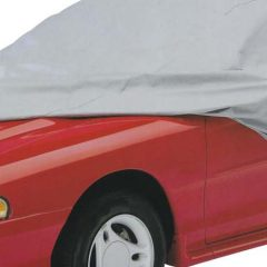 Car Cover Materials Explained
