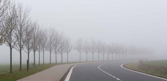 Tips for Cycling in Fog