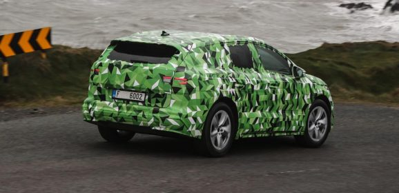 Ten things to know about the Škoda Enyaq