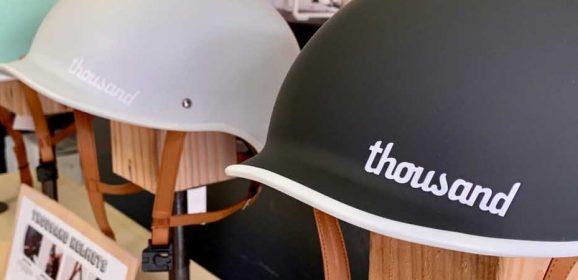 WIN – Thousand Heritage Urban Helmet Speedway Creme