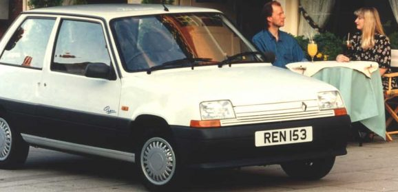 Siobhán Cronin's First Car