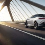 Nine things to know about the Lexus LF-Z  Electrified concept