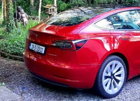 Review of the Tesla Model 3